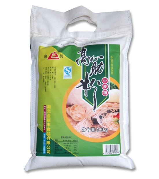 小包装1.5kg面粉