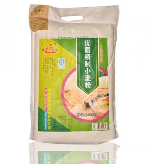 良机优质精致小麦粉