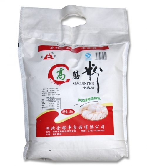 小包装2.5kg面粉