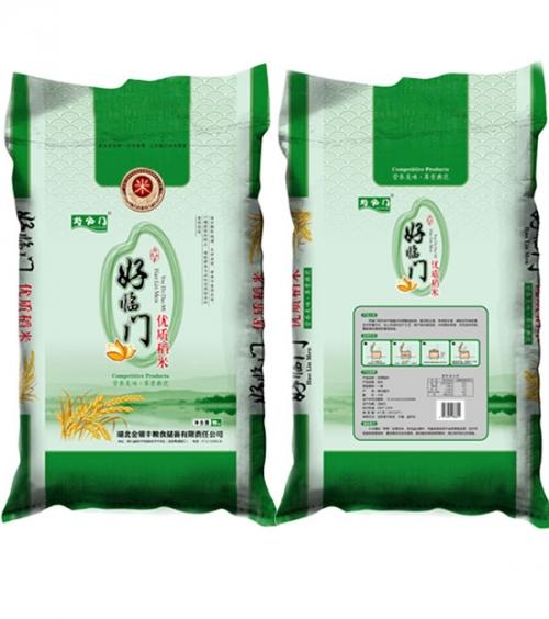 孝感好临门优质稻米